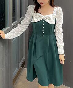 c9b8993e4af0f6 大きいサイズ ワンピース|大きいサイズレディースファッション専門店 ミニョン