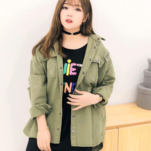 Styleのアクセントに☆バックプリントがヘルシーなライトジャケット★