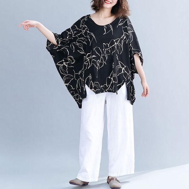 優雅に着こなすドルマンブラウス☆ゆったり着られる《ミニョンイージーライフ》★