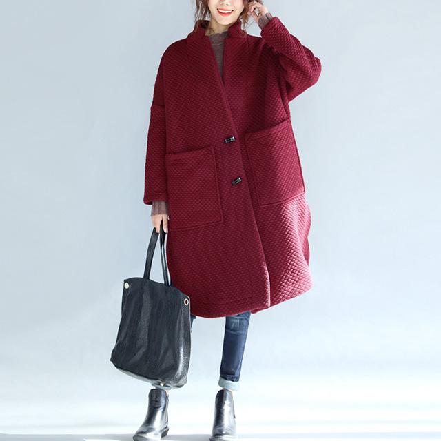 襟元CUTEなキルティングコート☆ゆったり着られる《ミニョンイージーライフ》★